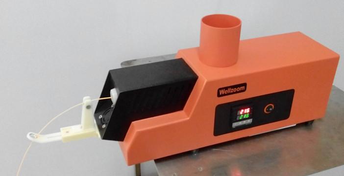 Экструдер для 3d нити в технологии печати трехмерных объектов